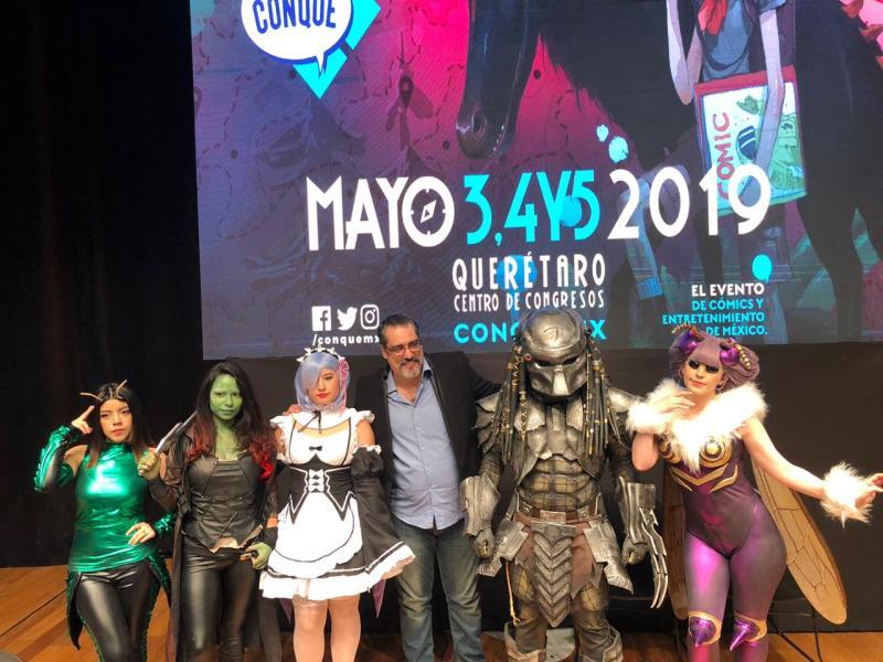 CONQUE 2019 llega el 4 y 5 mayo, ¡Ya puedes adquirir tus boletos! - conque-2019-webadictos