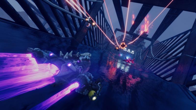"""""""Crimson Moon"""", la nueva actualización para Starlink: Battle for Atlas ¡llegará el 30 de abril! - crimson-moon_racing_foundry_of_kings"""