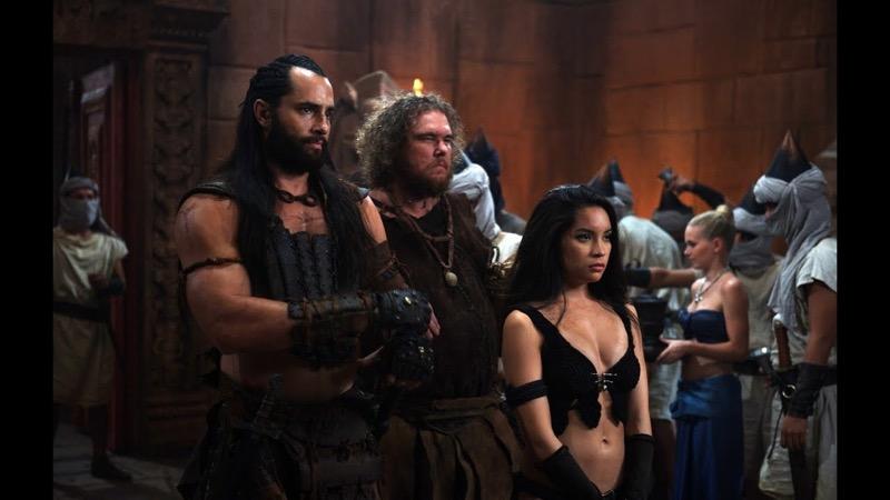 ¡Prepárate para dar pelea! programación especial Studio Universal: Batallas Épicas - el-rey-escorpion-3-800x450