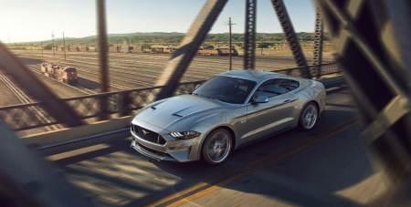 Ford México inicia los festejos por el 55 aniversario del Mustang