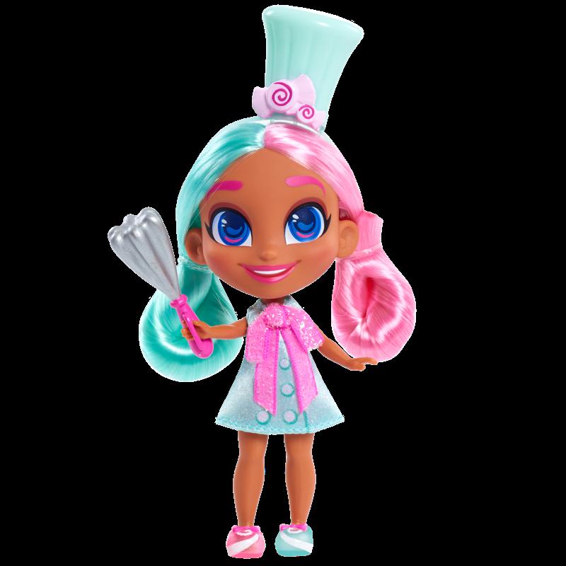 Hairdorables, las muñecas más divertidas para jugar a convertirse en una estrella de YouTube - hairdorables-dee-dee-licious