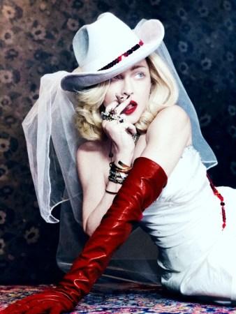 Madonna en vivo y en exclusiva por MTV: estreno de su nuevo video musical «Medellín»