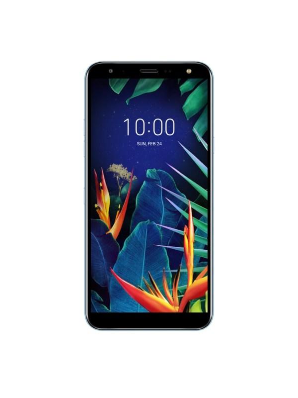 LG K40 con inteligencia artificial llega a México ¡conoce sus características y precio! - mh41-product-shot_blue_single_on_01