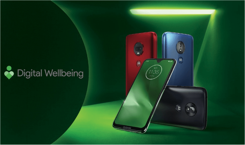 Motorola te ayuda a renovar tus hábitos de uso de tu teléfono - motorola_digital_wellbeing