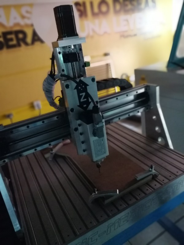 Steren Makers, un espacio abierto equipado para crear, diseñar y desarrollar - router-cnc-600x800
