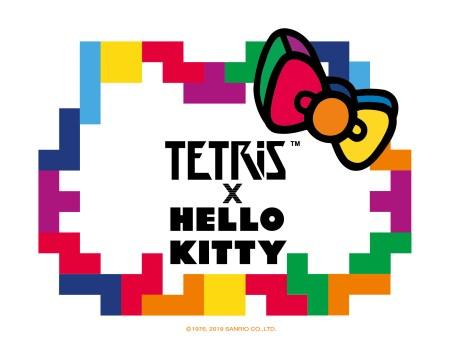 ¡Ya podrás jugar Tetris junto con Hello Kitty y otros personajes de Sanrio!