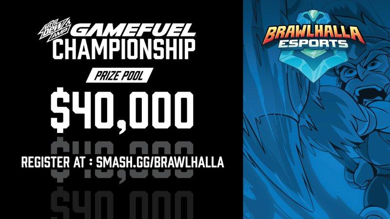 "Torneo ""MTN DEW AMP GAMEFUEL Championship"" de Brawlhalla del 18 y 19 de mayo - torneo-mtn-dew-amp-game-fuel-championship"