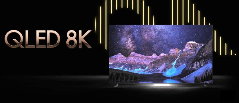 Samsung presenta la nueva línea de televisores QLED 8K - tv-qled-8k-samsung