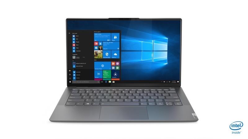 Lenovo presenta el Yoga Book C930 equipada con doble pantalla y Yoga S940 el primer portátil del mundo con vidrio 3D - 03_yoga_s940_hero_front_forward_facing_jd