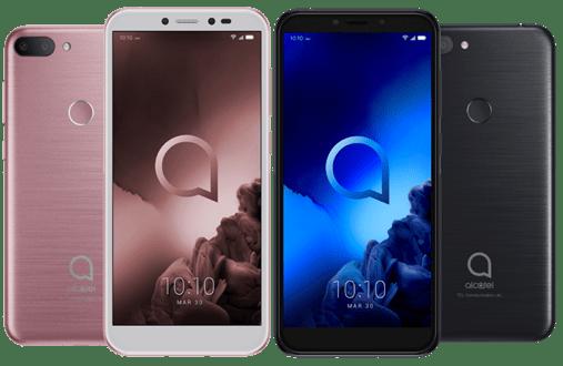 Alcatel 1S y 1C 2019 llegan a México ¡Conoce sus características y precios! - alcatel-1s-smartphone-alcatel