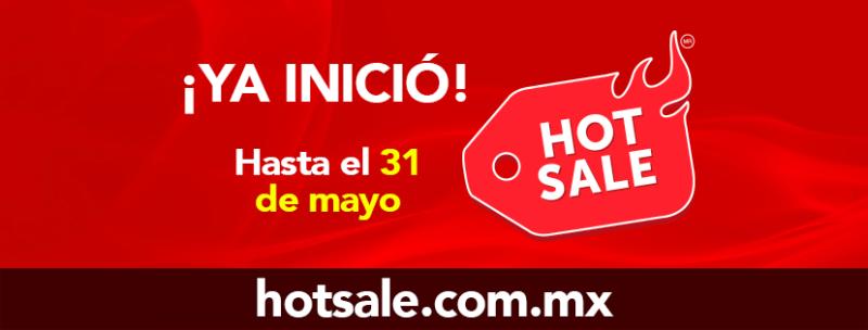 Hot Sale 2019, la campaña de ventas online más grande de México - hot-sale-800x304