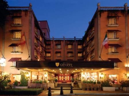 5 hoteles 5 estrellas más accesibles para llevar a mamá