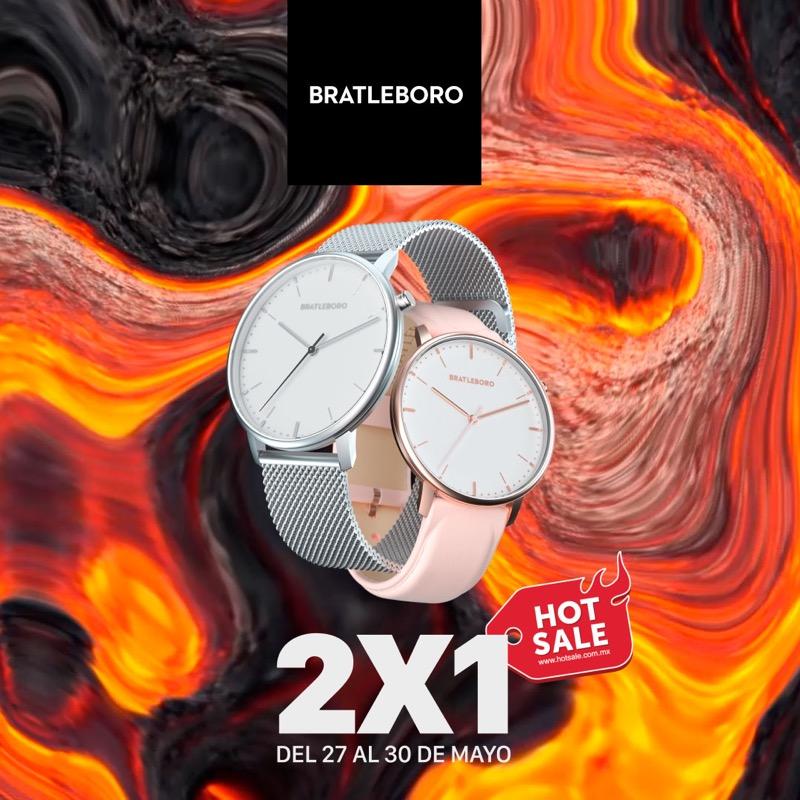 Hawkers y sus marcas Northweek y Bratleboro con descuentos en el Hot Sale - hotsale_mx_relojes