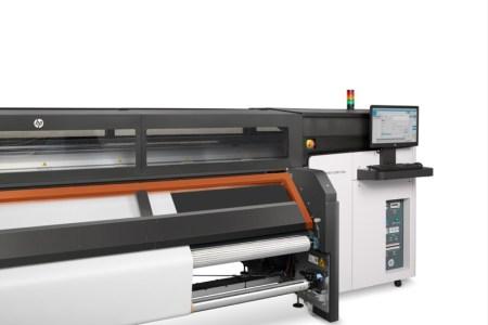 Nueva serie HP Stitch S, impresoras digitales textiles