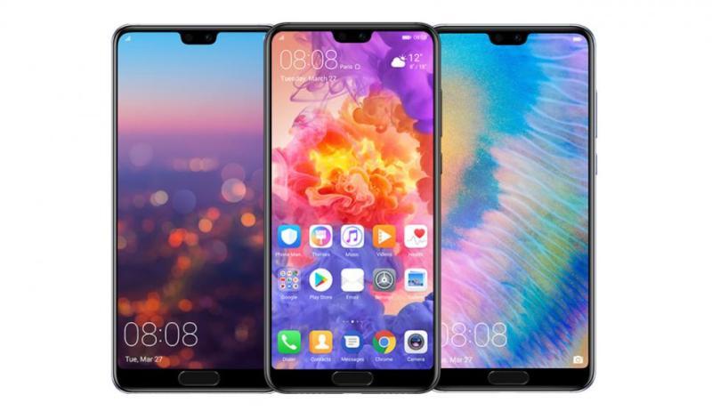 Huawei y Google confirman el fin de su sociedad de negocios - huawei-p20-google-apps-800x462