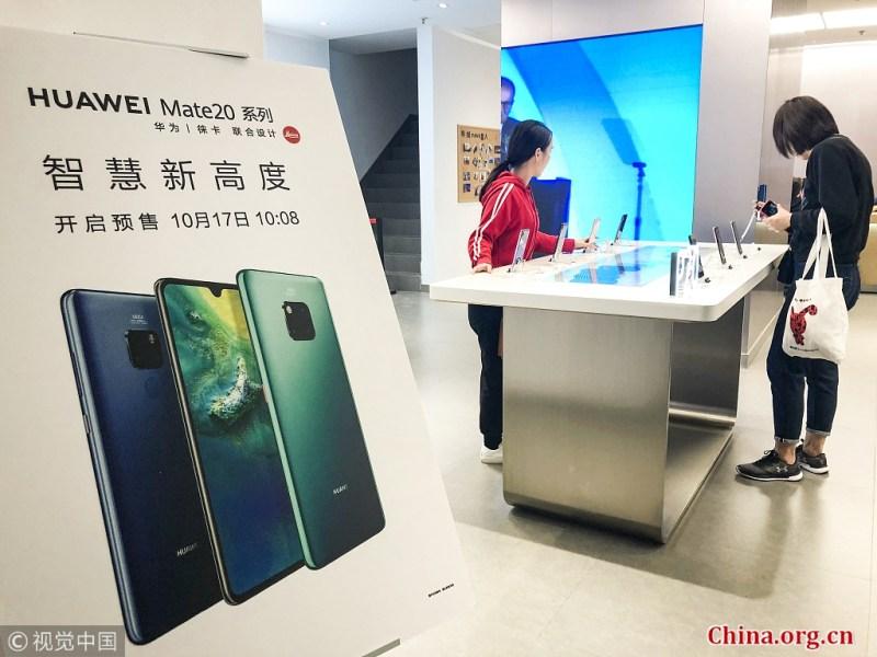 Google finalizará negocios con Huawei y ya no podrá utilizar sus servicios móviles: reporte - huawei-store