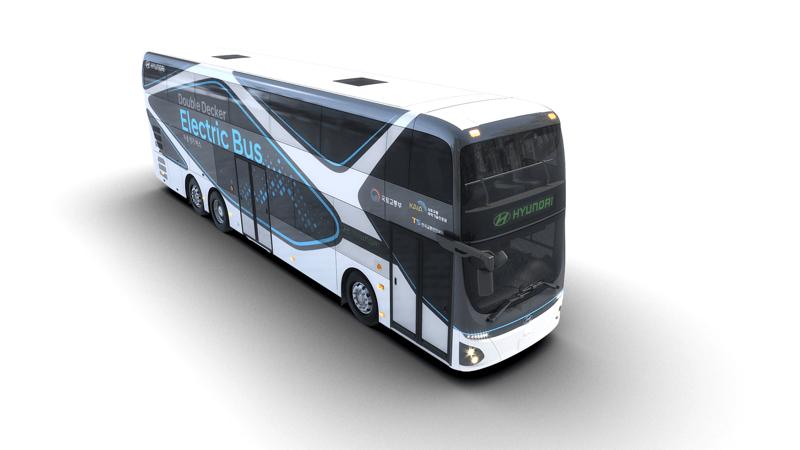 Hyundai Motor presenta un autobús eléctrico de dos pisos - hyundai-motor-autobus-electrico-de-dos-pisos_3-800x450