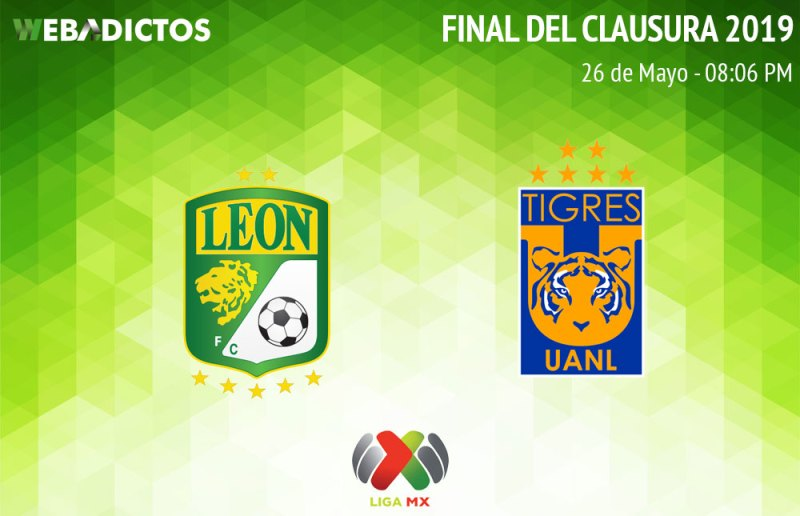 León vs Tigres, Final del Clausura 2019 ¡En vivo por internet! - leon-vs-tigres-final-c2019-internet
