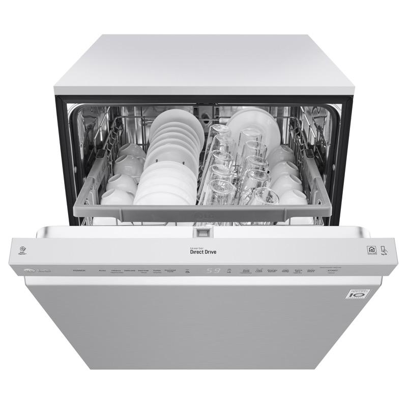 LG presenta en México su nueva línea de lavavajillas: LG QuadwashSteam - lg-dishwasher_04