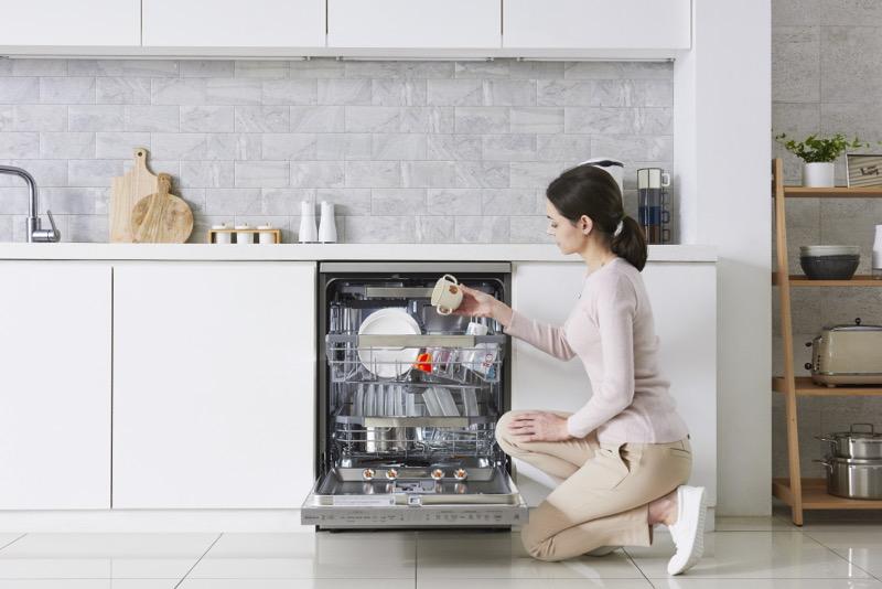 LG presenta en México su nueva línea de lavavajillas: LG QuadwashSteam - lg-dishwasher_11