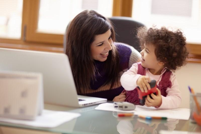 El 45% de freelancers en México son mamás - madres-freelance-en-mexico-800x534