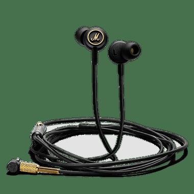 Hot Sale 2019: Marshall se con increíbles descuentos en sus audífonos in-ear - marshall-headphones-mode-eq