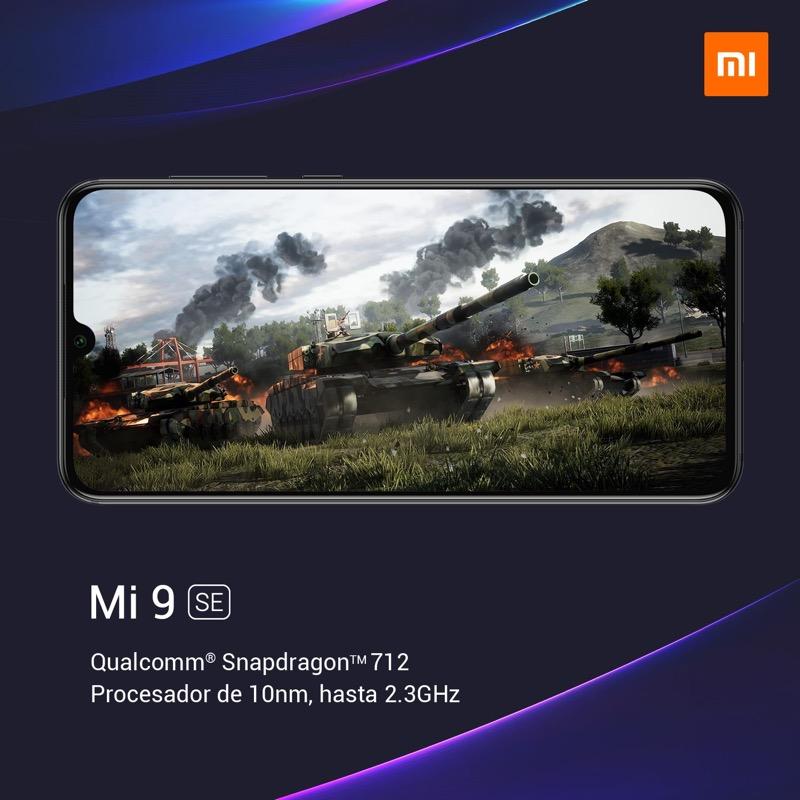 Xiaomi lanza el Mi 9 SE en México ¡Conoce sus características y precio! - mi-9-se