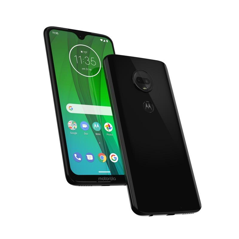 Motorola con increíbles descuentos en el día de las madres - moto-g7_black