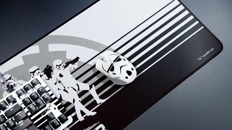 Los periféricos Star Wars stormtrooper edition de Razer - perifericos-razer-stormtrooper-edition_2
