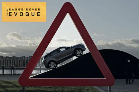 ¡Range Rover Evoque segunda generación llega a México!