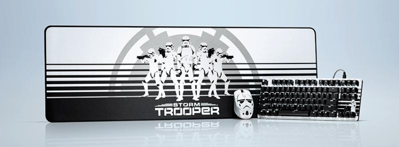 Los periféricos Star Wars stormtrooper edition de Razer - razer-stormtrooper
