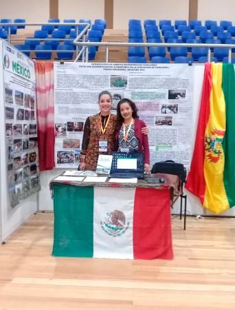 Ingeniera mexicana gana el primer lugar en certamen de ciencia y tecnología en Ecuador