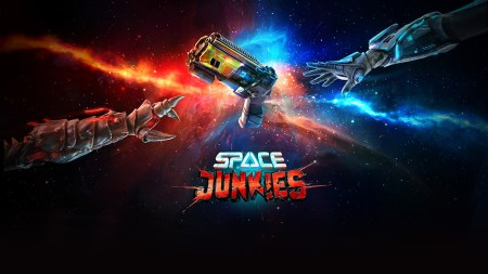Segunda actualización gratuita de Space Junkies, ¡ya disponible!