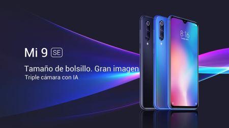 Xiaomi lanza el Mi 9 SE en México ¡Conoce sus características y precio!