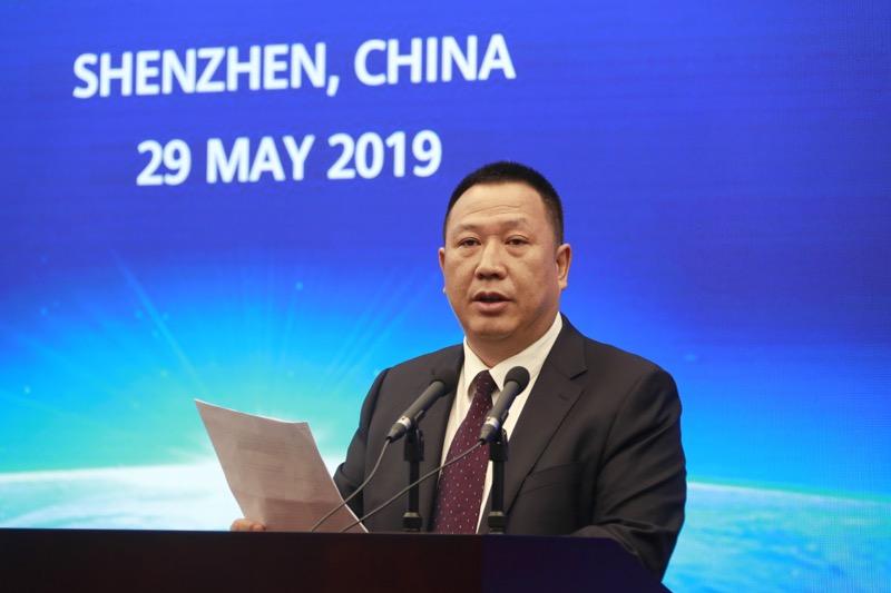 Huawei hizo un llamado al gobierno de Estados Unidos para que detenga la campaña de desprestigio contra la marca - song-liuping