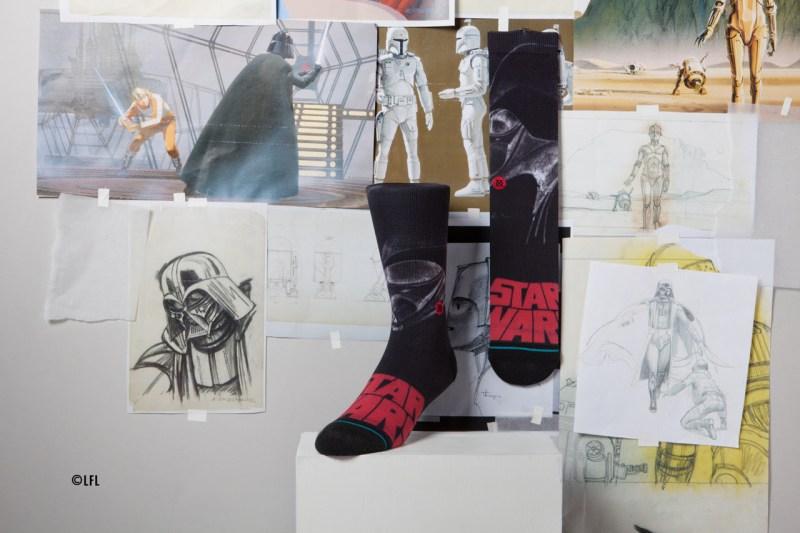 Nueva colección de Star Wars por STANCE que esta fuera de esta galaxia - starwars-x-stance-800x533