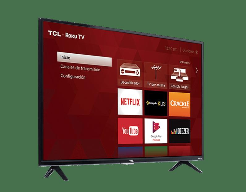 TCL presenta su nuevo Line-up de Smart TVs 2019 - tcl-roku-tv-s425