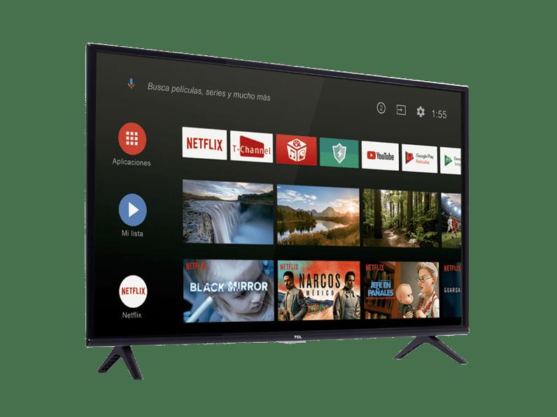 TCL presenta su nuevo Line-up de Smart TVs 2019 - tcl-tv-a325-android-tv_webadictos
