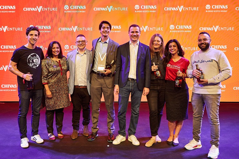 Xilinat, la startup mexicana, ganó la competencia global de The Venture by Chivas - the-venture-by-chivas-800x534
