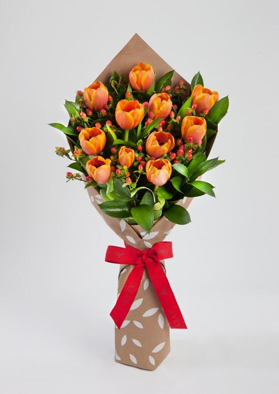 Test para saber qué flor es la perfecta para tu mamá - tulipan