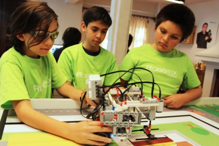 Niños mexicanos logran su pase al World Robot Adolescent Contest en China