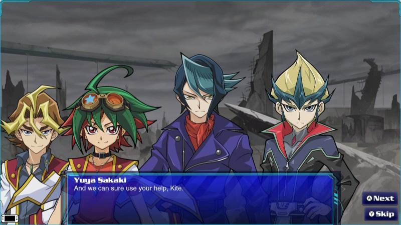BP_Yu-Gi-Oh! el legado de los duelistas llegará este verano de forma exclusiva para Nintendo Switch - yu-gi-oh-legado-de-duelistas_2