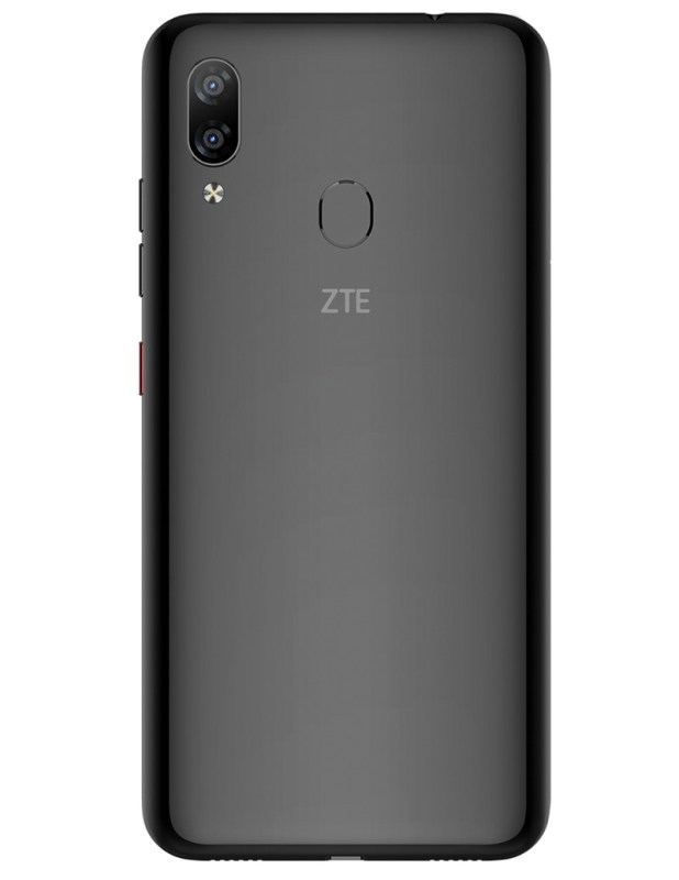ZTE Blade V10 y Blade V10 vita - zte-blade-v10-vita-negro-back