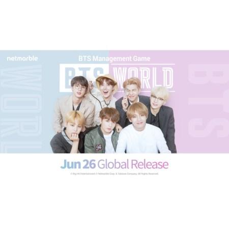 Fechas y horarios del lanzamiento del tercer tema de la banda sonora original de BTS WORLD