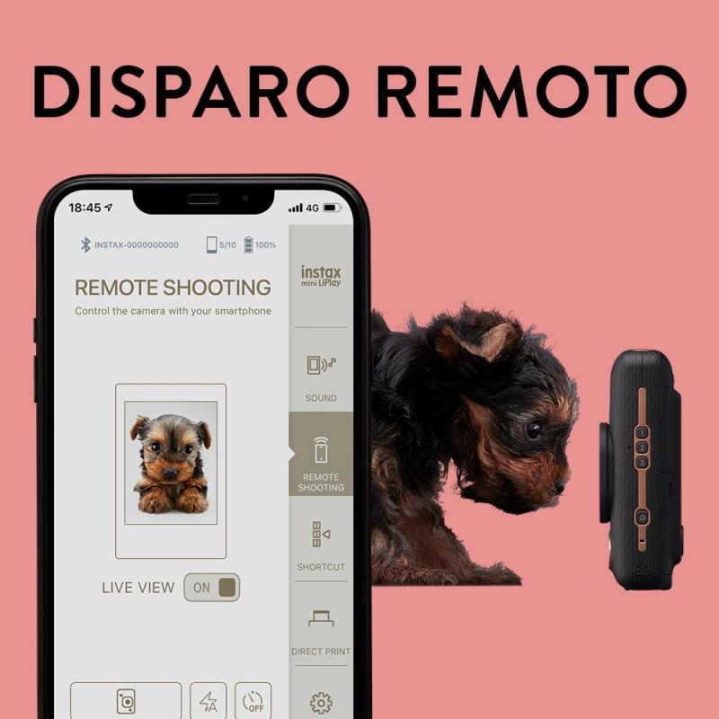 La nueva, pequeña y divertida cámara Instax Mini LiPlay ¡llega a México! - camara-instax-mini-liplay_11