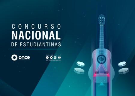 """""""Concurso Nacional de Estudiantinas"""" por el ONCE"""