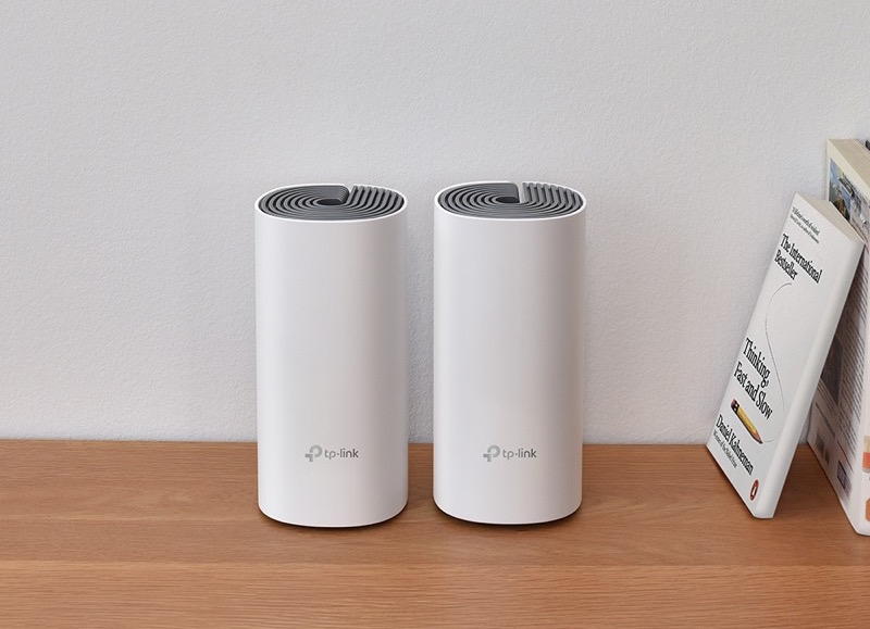 TP-Link presenta nueva familia Deco de productos de conexión rápida - deco_e4-800x579