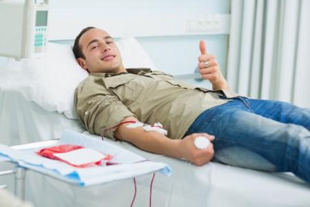 En México se benefician tres personas por cada donante de sangre