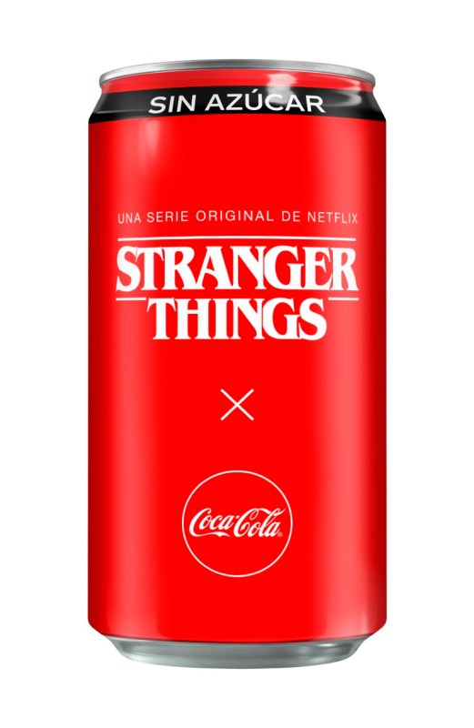 Coca-Cola lanza lata edición especial de Stranger Things - lata-edicion-especial-stranger-things_1
