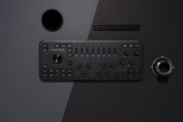 Loupedeck+ en México: Edición de video e imagen sin ratón y teclado - loupedeck-mexico